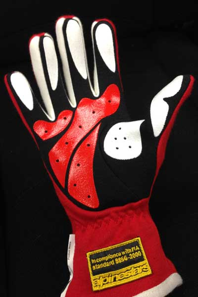 Alpinestars Tech 1 Race Glove