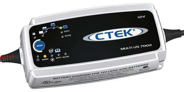 CTEK MUS 7002 Battery Charger