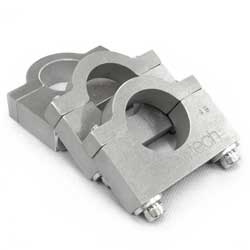 Racetech Back-mounting rollbar clamps