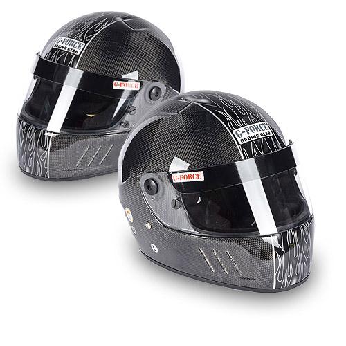 G Force Carbon Fiber Helmet