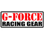 g-force racing gear and safetey equipment