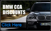BMW CCA Discounts