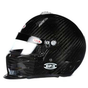 Bell Helmets GP.3 Carbon Helmet