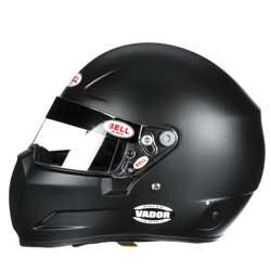 Bell Vador Fighter Pilot Style Racing Helmet