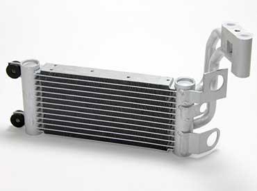 CSF E9X M3 Transmission Cooler, #8042