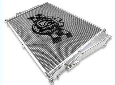 CSF All Aluminum Triple Pass Radiator for BMW E46 M3
