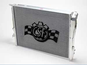 CSF #7059 All Aluminum Triple Pass Radiator for BMW E9x M3