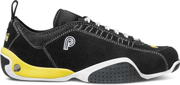 Piloti Spyder S1 in Black Suede