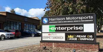 Harrison Motorsports, 1805 Hembree Road, Alpharetta, GA 30009