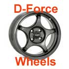 D-Force Wheels