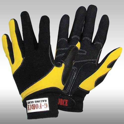G-Force Racing Gear Crew Gloves