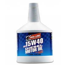 Red Line 15W40 Diesel Motor Oil