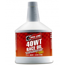 Red Line 40WT Race Oil (15W40)