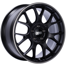 Black | Stainless steel rim protector (BPO)