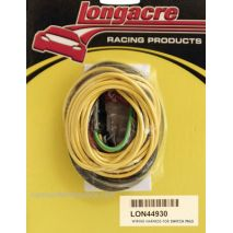 Longacre Heavy Duty Wiring Harness for Switch Panels