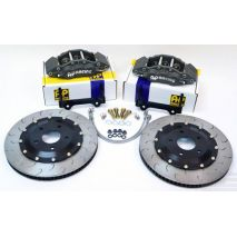 Essex Competition Big Brake Kit, BMW E90, E92 and E93, M3 only, Rear Brakes Only