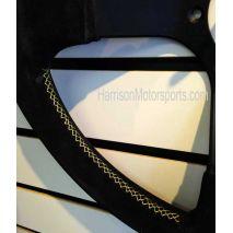 Yellow Stitching - Nardi Personal Fitti Corsa Steering Wheel