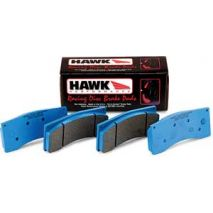 Hawk Blue 9012 Brake Pads, BMW E30 318/325 (1984-91) Rear Pads