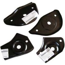 Rear Subframe Reinforcement Plate Kit