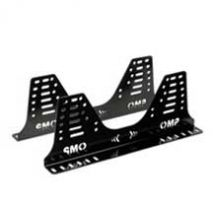 OMP HC/923 Steel Seat Side Mount Bracket - Tall
