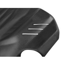 aFe POWER Engine Cover, Matte Carbon Fiber BMW M5 F10 2012-2015 V8-4.4L (tt)