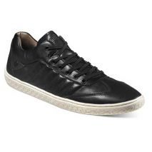 Piloti Pistone Shoe in Black Leather