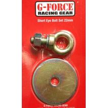 G-FORCE 22mm Eyebolt for Race Harness Installations