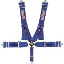 5-Point Pull-Down Harness by G-Force Racing Gear with Camlock Latch
