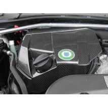 Carbon Fiber Engine Cover for BMW 135i, 335i/xi, 535i/xi with N55 motor by Racing Dynamics