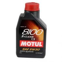Motul 8100 X-Cess 5W40 Synthetic Motor Oil