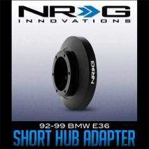 NRG Short Hub Adapter, E36