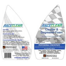 RaceClean Environmentally Friendly Cleaner and Degreaser