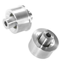 AKG Front Thrust Arm Bushings with Spherical Bearings, BMW 5 Series E28 & 1983+, BMW 6 Series E24, Aluminum