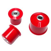 AKG Differential Mount Bushings, BMW 3 Series, E46 and Z4 (not E46M3 or Z4M), Polyurethane 75D