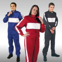 G-FORCE GF 105 Racing Suit, Single Layer Two Piece Suit