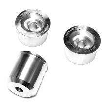 AKG Differential Mount Bushing Set, BMW 3 Series, E36 (not 318ti), Aluminum