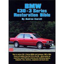 BMW E30 - 3 Series Restoration Bible
