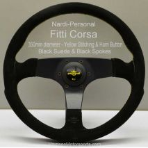 Nardi Personal Fitti Corsa Steering Wheel