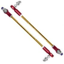 AKG Adjustable Front Sway Bar Stabilizer Link Set, BMW 3 Series, E28 (all), E30 M3, and MZ3