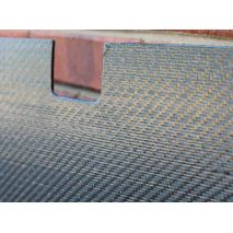 BMW E46 Carbon Fiber Bulkhead Panel