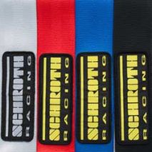 Available colors for Schroth Profi II - 6 Point Harness for use with a HANS, Belts,