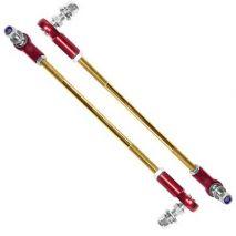 AKG Motorsport Adjustable Rear Sway Bar Stabilizer Link Set, BMW 3 Series, E46 and Z4