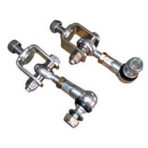 AKG Motorsport Adjustable Front Sway Bar Stabilizer Link Set, BMW E30 (non M) E36 (non M), and Z3 (non M)