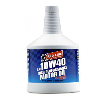 Red Line 10W40 Motor Oil