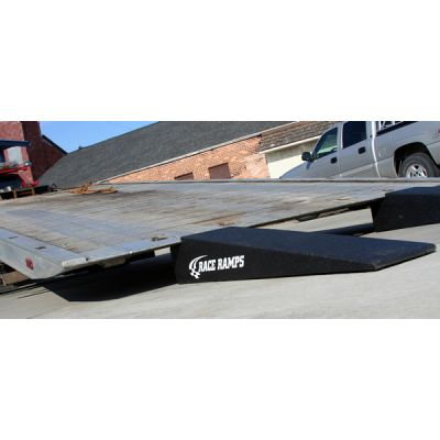 "Race Ramps Trailer Ramp, (8 Inch Height, 74"" Extra Long, 6.6 Degree Angle)"