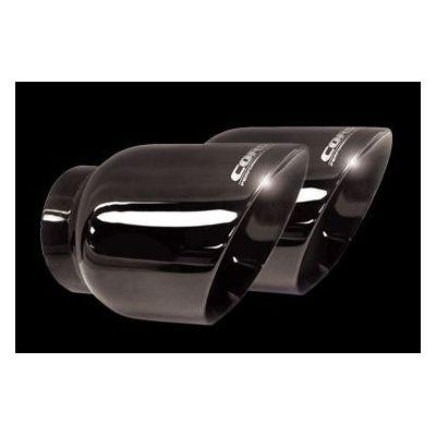 Corsa Performance Exhaust Black Diamond Tips