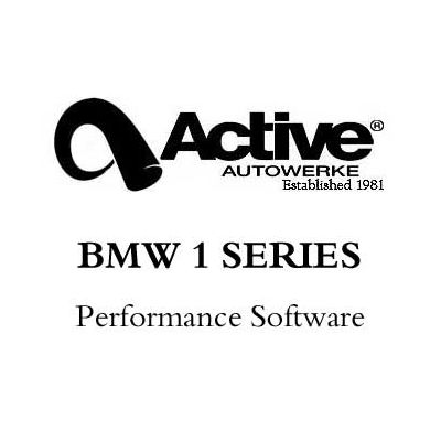 Active Autowerke E8X Performance Software for BMW 1 Series