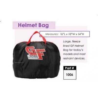GF1006 Fleece-lined G-Force Helmet Bag