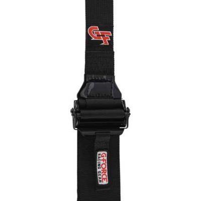 Shoulder Belt - Shoulder Belt Pull down adjustment - G-Force Lightweight HANS Ready 6PT Camlock Harness