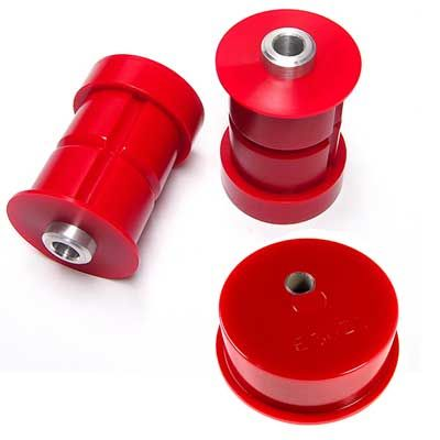 SFDS30, AKG Motorsport Rear Subframe and Differential Mount Bushing Set, BMW 3 Series, E30, not iX, Polyurethane 75D